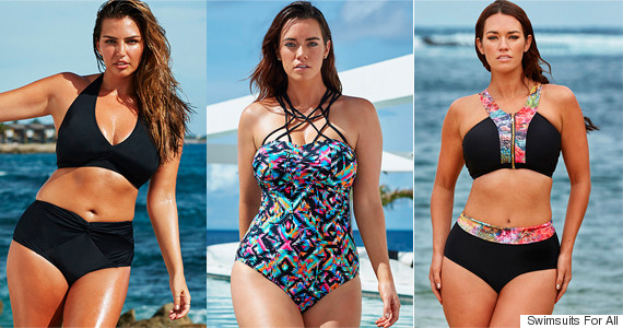 450818cf7a7 8 Plus-Size Swimwear Sites That Ease The Pain Of Swimsuit Shopping ...