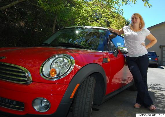 moms car