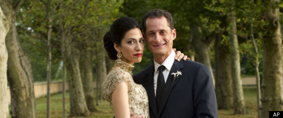 ANTHONY WEINER WIFE PREGNANT