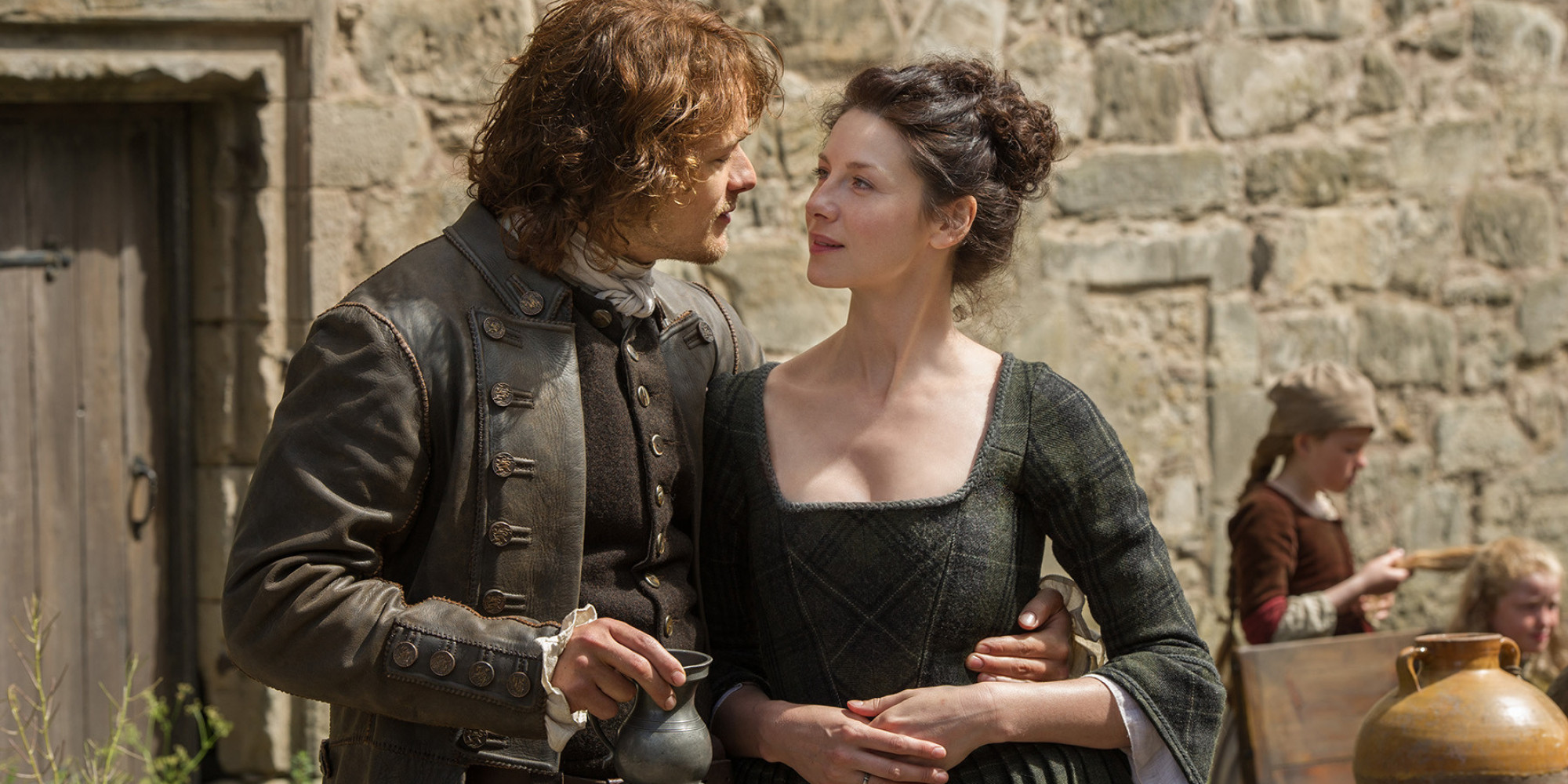 Outstanding Outlander Did Something Radical Again Huffpost Largest Home Design Picture Inspirations Pitcheantrous