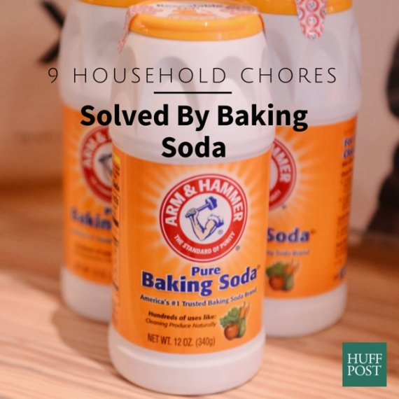 9 Ways Baking Soda Will Make Your Home A Cleaner, Fresher