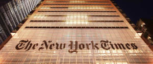 NEW YORK TIMES DRONES