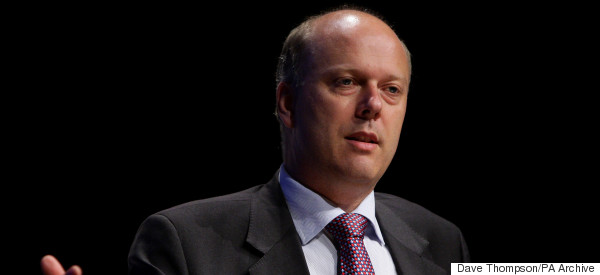 Conservatives Have No 'Plan' For Where Spending Cuts Will Come From, Admits Chris Grayling
