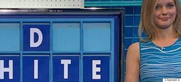 Myleene Klass Turns The 'Countdown' Board Blue With Sweary Eight-Letter Word