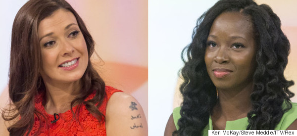 Kym Marsh Slams Jamelia's 'Plus-Size' Comments