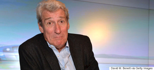 Jeremy Paxman Admits Surprising Guilty Pleasure