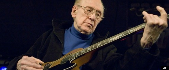 Les Paul Google Record