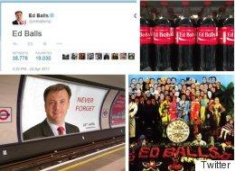We Round Up The Funniest #EdBallsDay Tweets