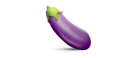 eggplant emoticon - photo #15