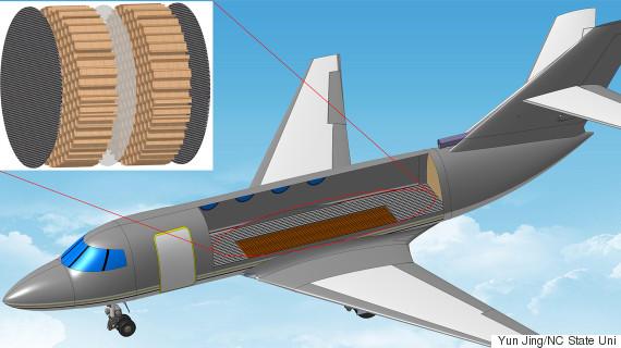 plane cabins