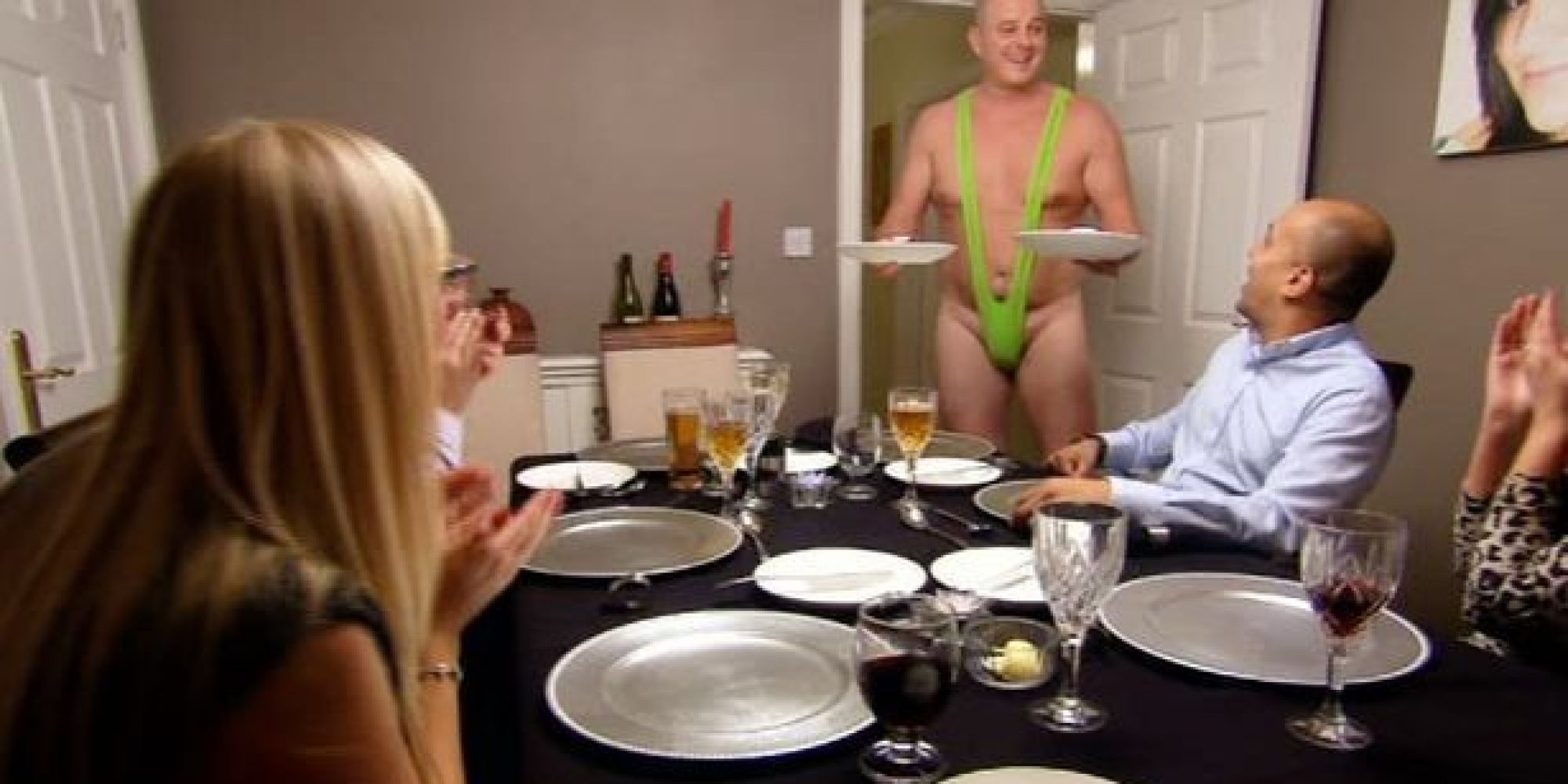 Celebrity come dine with me danny young