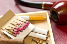 Tabak| Bild: Shutterstock/Macko Flower