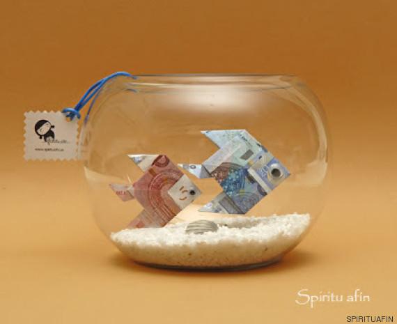 peces moneygami
