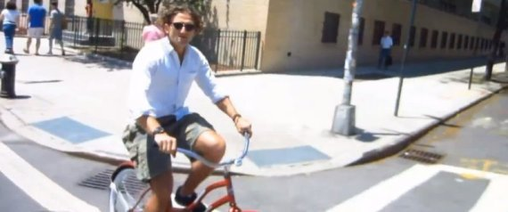 Casey Neistat Bike Lane