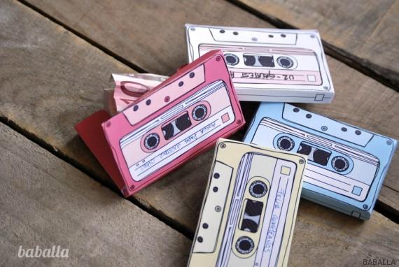 cassette bodas