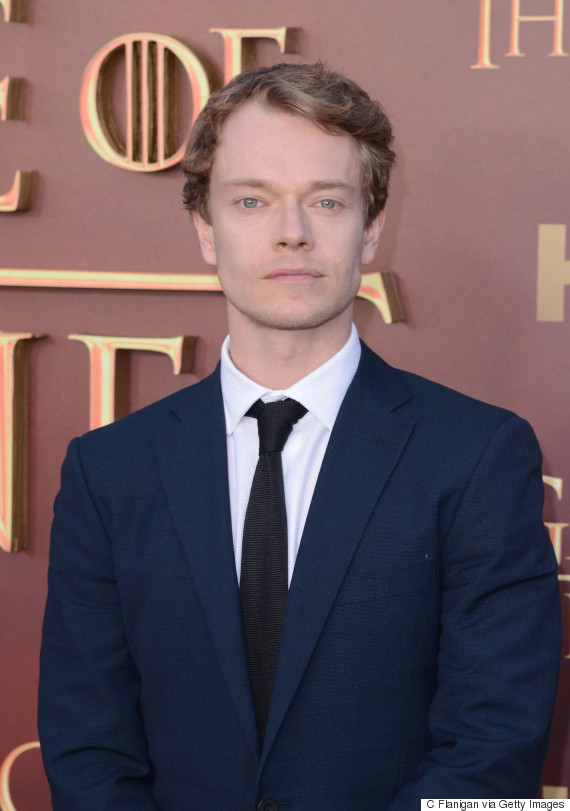 Alfie Allen Nude Photos 85