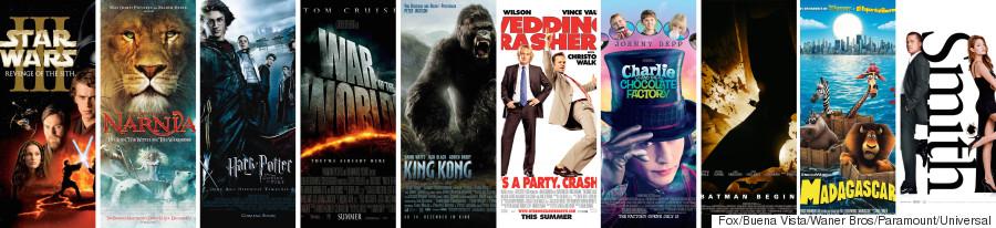 2005 movies