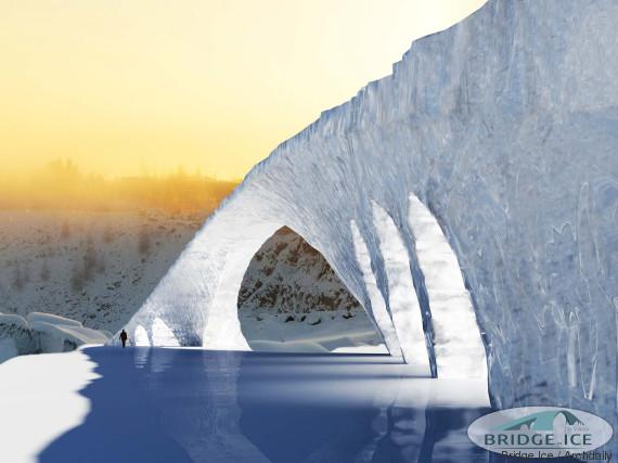 pont glace