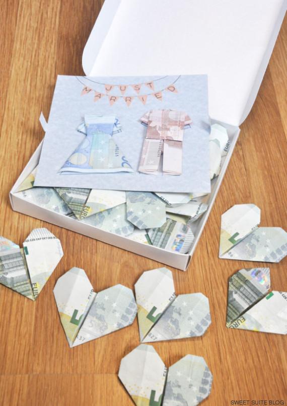 Regalar dinero en bodas ideas originales para evitar el temido sobre - Ideas para regalar dinero en una boda ...