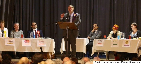 Ukip Candidate Blames Immigration For IsraelI-Palestinian Conflict