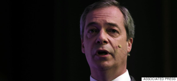 Ukip To Protect Religious Objections To Gay Marriage
