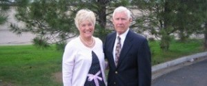 ANDREA COOPER AND HER HUSBAND
