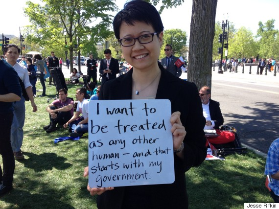 Regina Lam, Washington D.C.