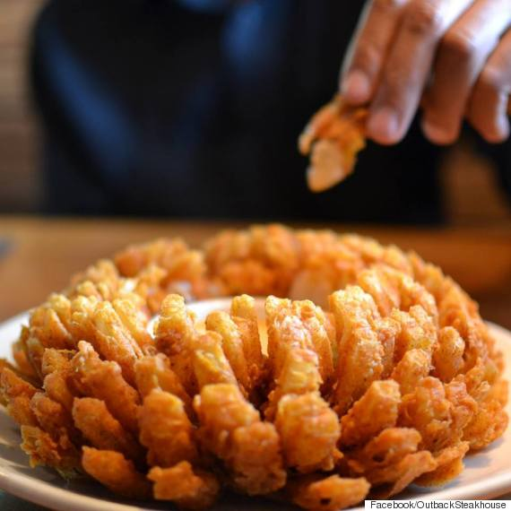 The Bloomin Onion Recipe That Rivals The Outback Classic Huffpost Life