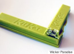 The Shocking Secret of the Green Tea Kit Kat
