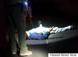 Park Ranger Uses Stun Gun On Man Flying Drone Over Hawaiian Volcano