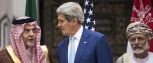 Saudi Arabia John Kerry