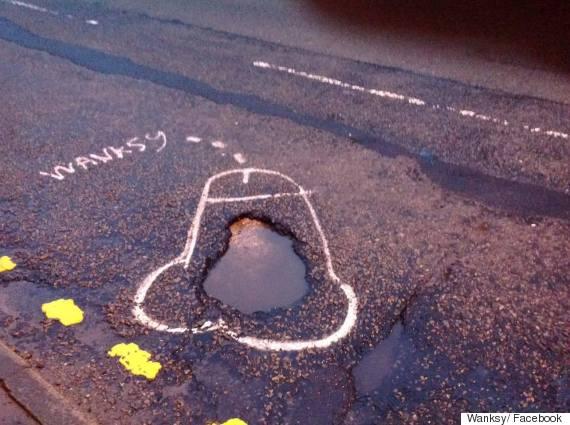 penis potholes