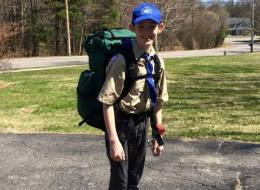 The Boy Who Couldn't Be A Cub Scout