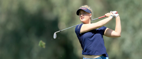 Charley Hull Topless. Leaked