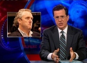 Colbert Defends Breitbart
