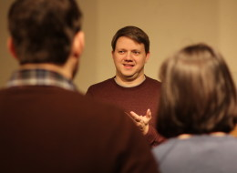 Teens With Autism Stretch, Grow And Laugh In Improv Classes At Second City