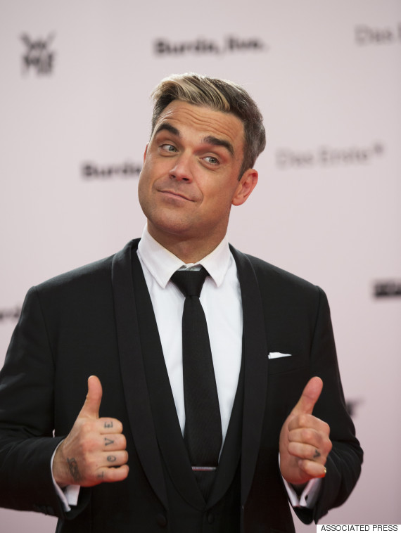robbie williams - photo #50
