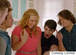 Amy Schumer's Hilarious 1D Parody Is Absolutely Perfect
