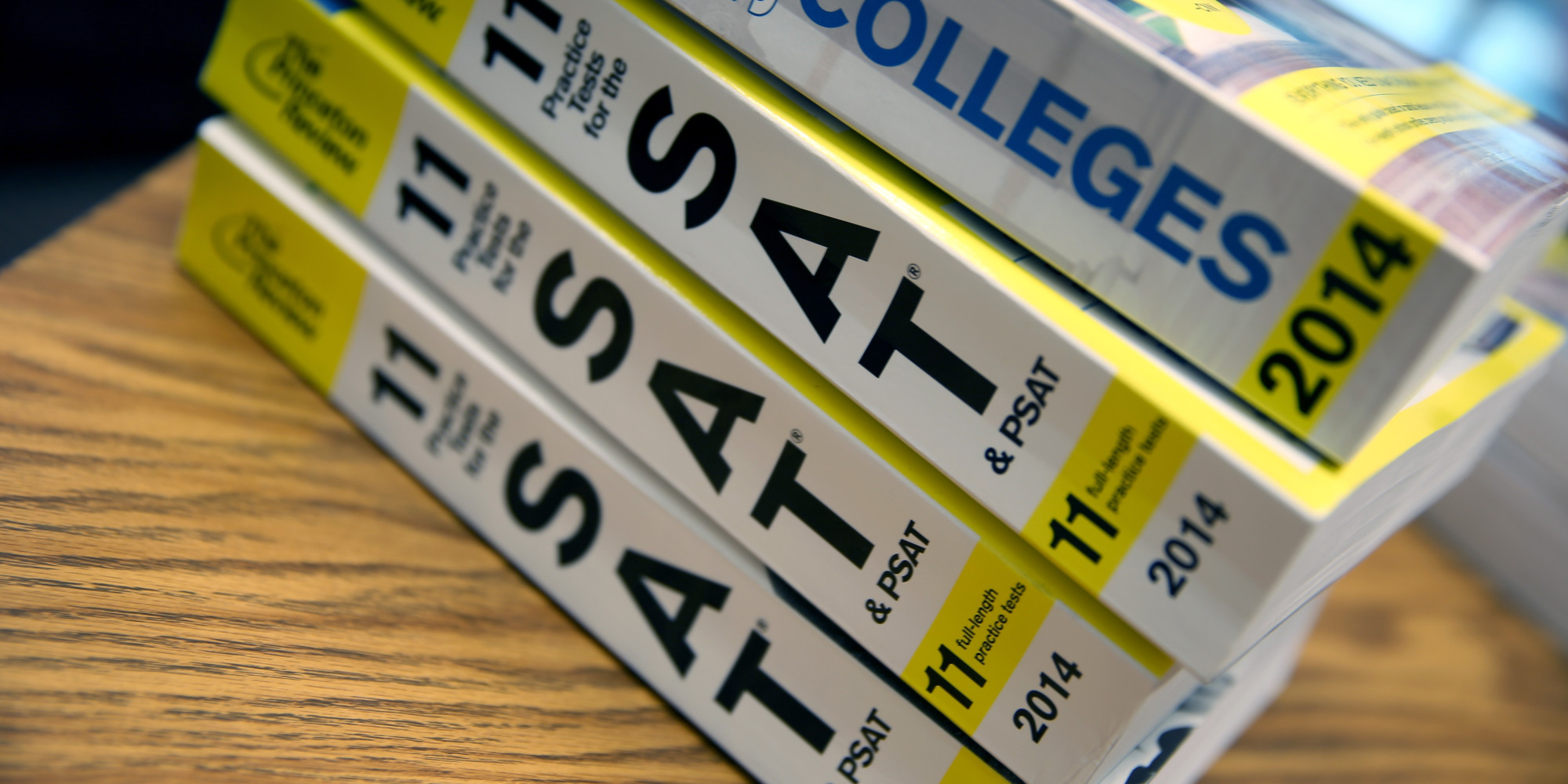 SAT: Asian Students Cram For SATs With Bootleg Tests