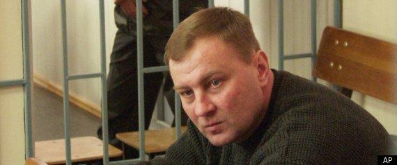 YURI BUDANOV KILLED