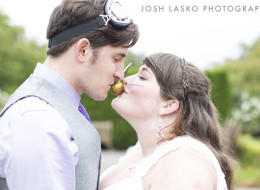 This DIY 'Harry Potter' Wedding Will Leave You Postively Spellbound