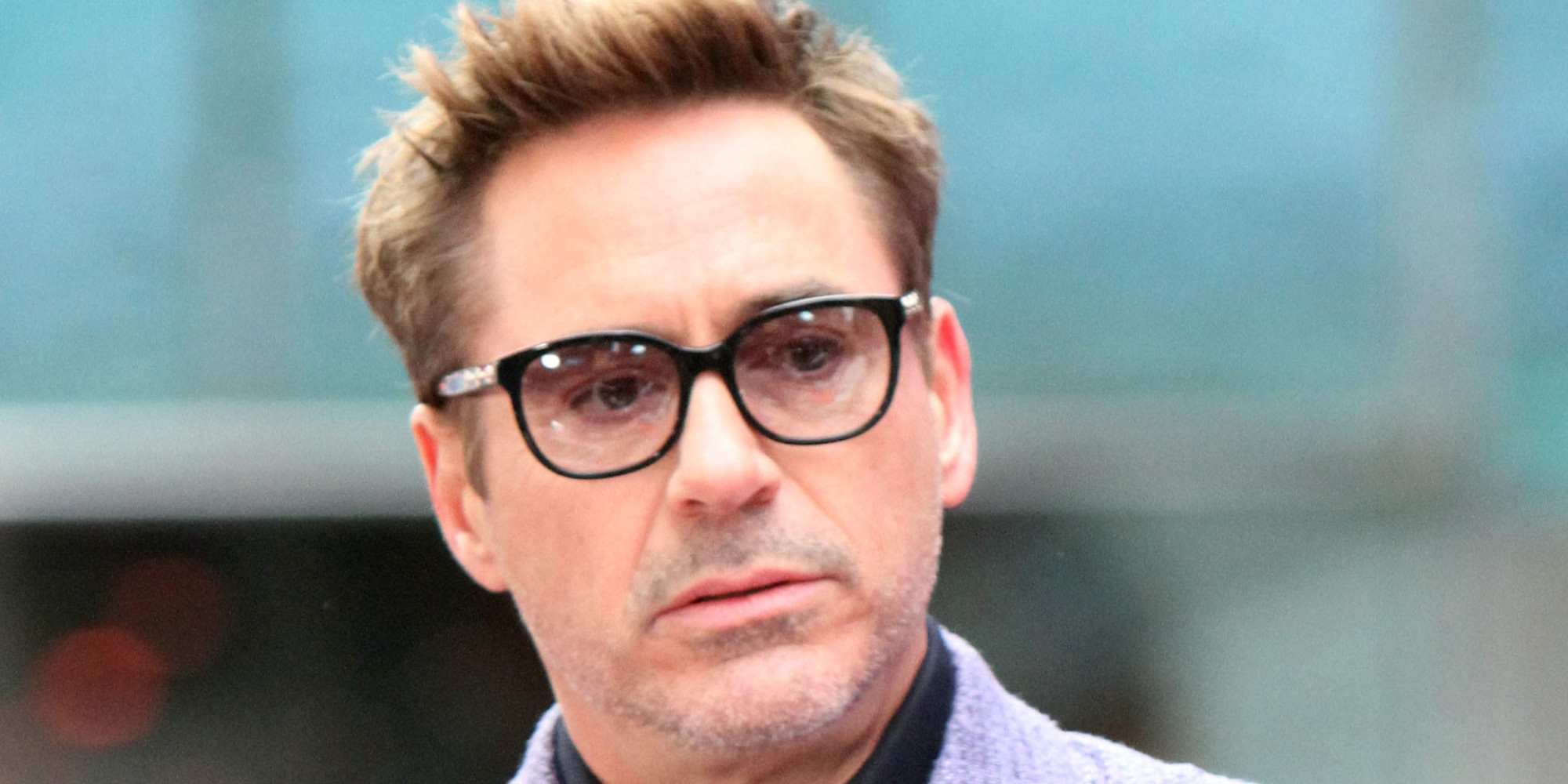 Robert Downey Jr. Wishes He'd Left That Uncomfortable Interview Sooner ... Robert Downey