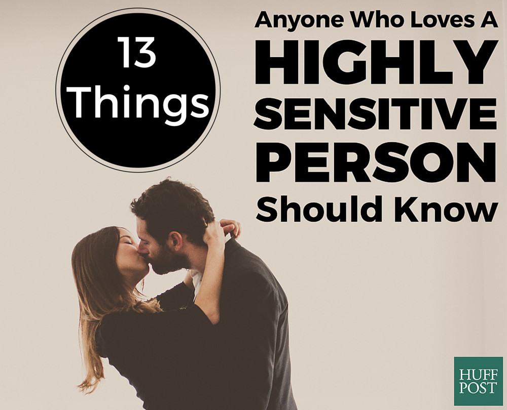 Dating for highly sensitive personality