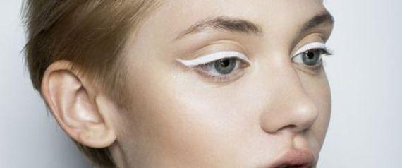 maquillage eye liner blanc images. Black Bedroom Furniture Sets. Home Design Ideas