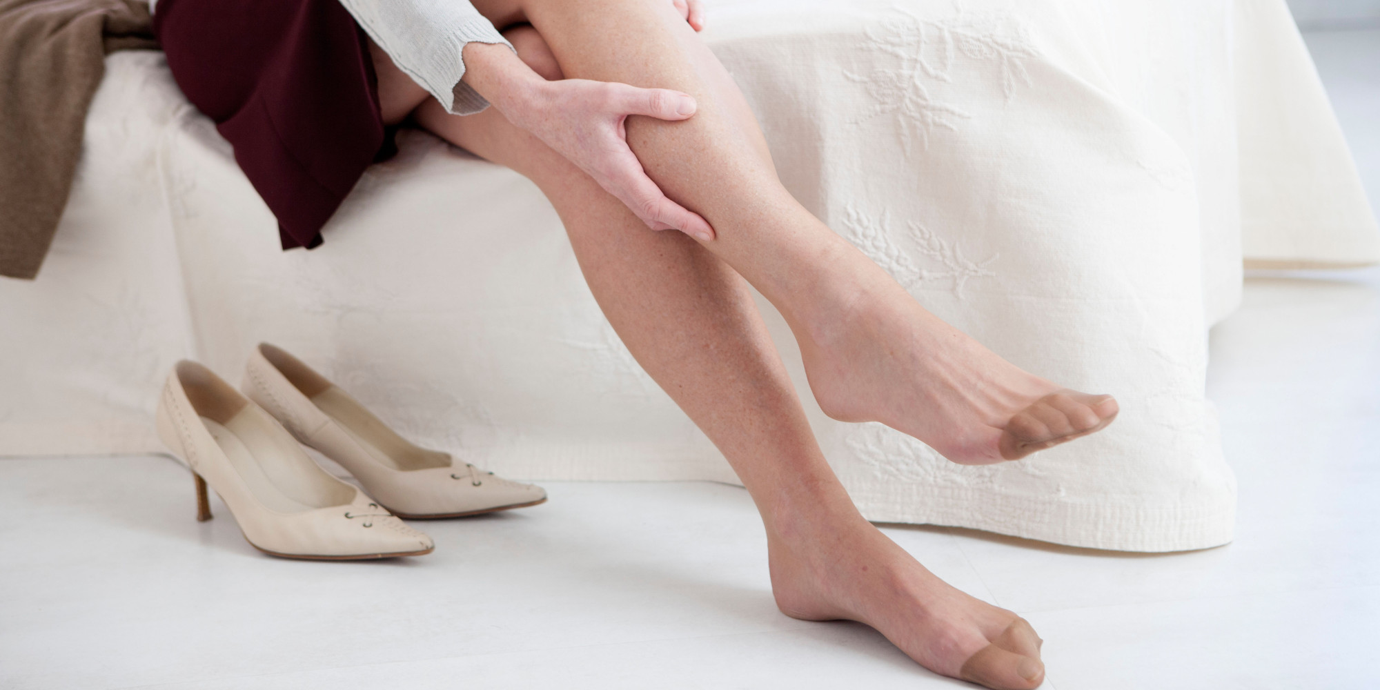 Is Your Plantar Fasciitis Pain Not Going Away? It&39s Probably Not