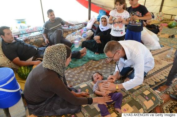 iraq yazidi refugee