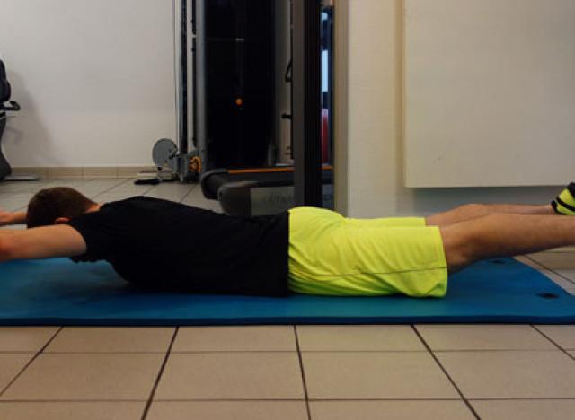 3 exercices pour muscler son dos la maison yann couderc. Black Bedroom Furniture Sets. Home Design Ideas