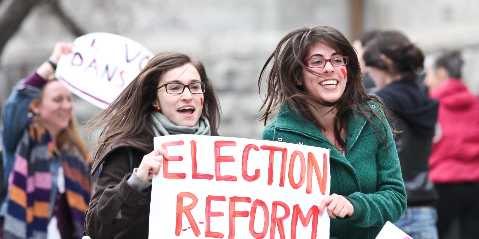 is voting for young people According to the poll, young adults are less likely than seniors to be consistent voters, in line with the historic trend, as only 15 percent of young adults say that they consistently vote.