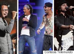 Marc, Wisin, Fonsi y más en el último ensayo de los Latin Billboard