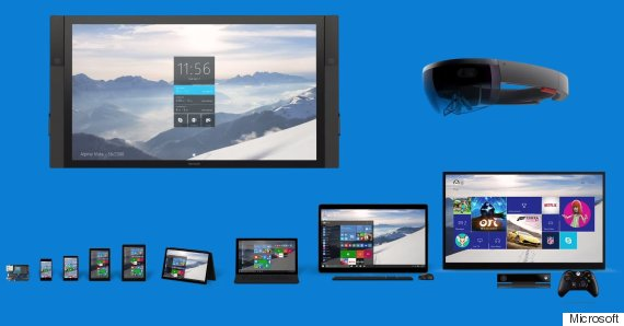 microsoft devices